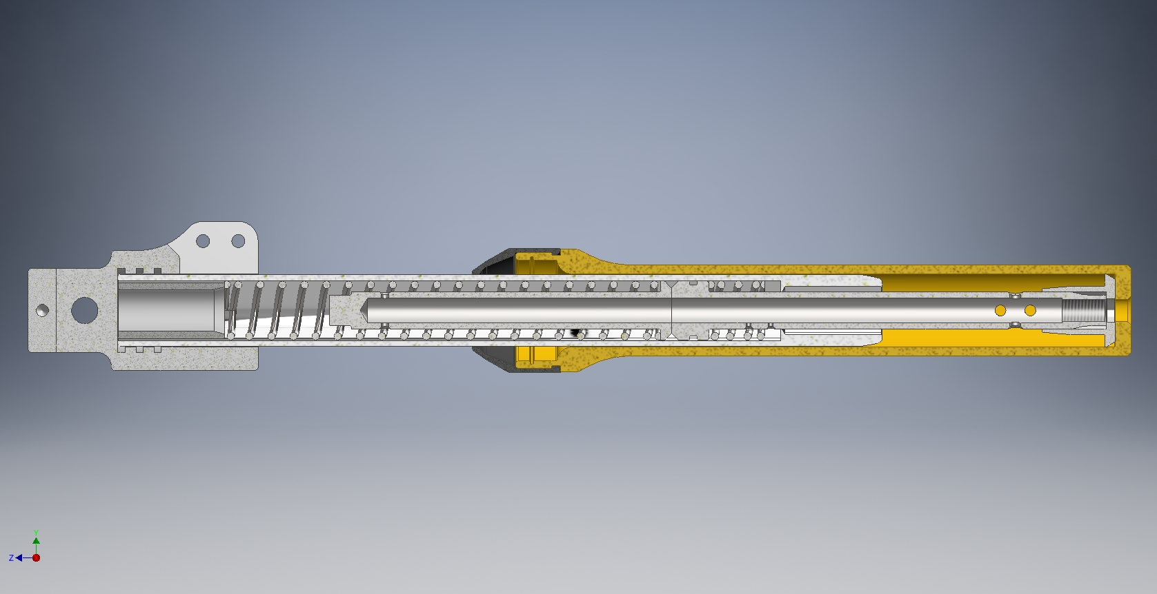 Click image for larger version  Name:Fork Assembly without Caliper.jpg Views:66 Size:433.9 KB ID:99302