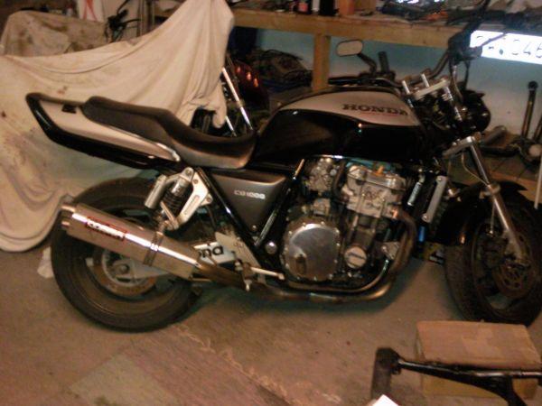 .com Streetfighter Motorcycle Forum > CB 1000 Big Cafe Racer