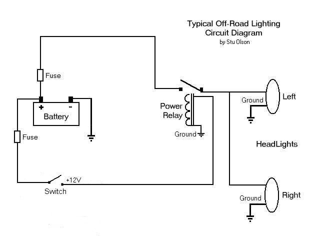 simple light wiring diagram simple image wiring simple headlight wiring diagram simple auto wiring diagram schematic on simple light wiring diagram